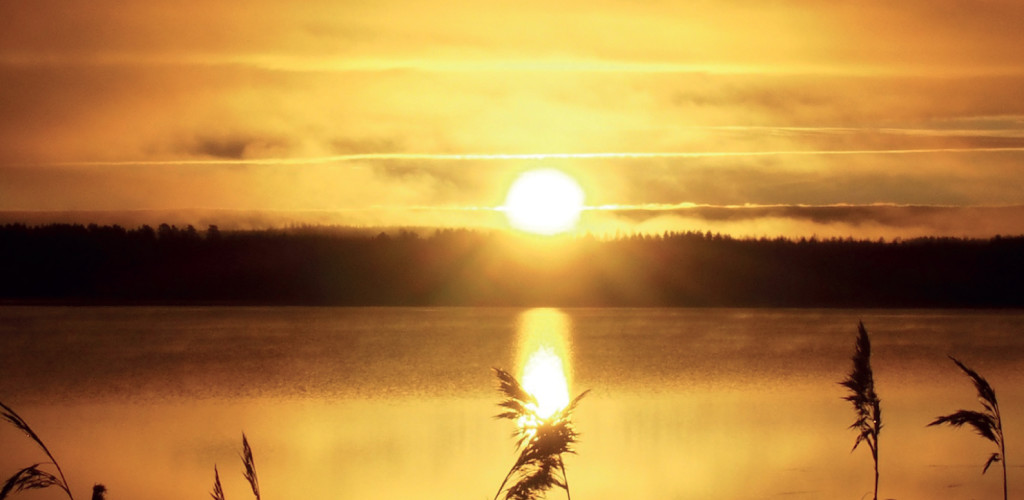 Il sole di notte