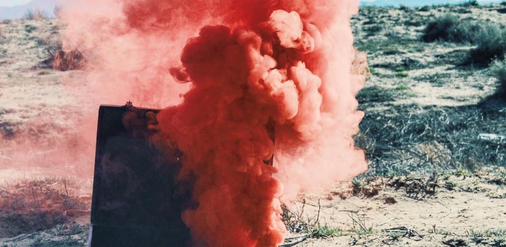 Il colore della polvere